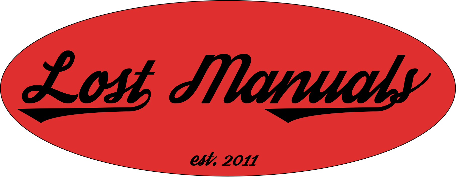 Logo of Lost Manuals