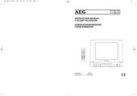 AEG CTV 4807 DVD