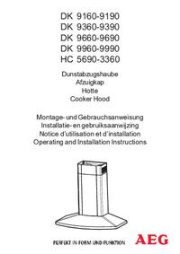 AEG DK 9190