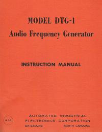 AIE DTG-1