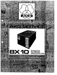 AKG BX 10