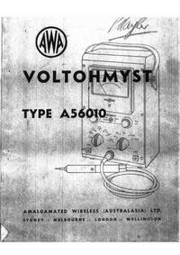 AWA Voltohmyst A 56010