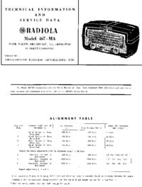 AWA 467-MA