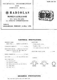 AWA RADIOLAS 519-M
