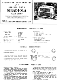 AWA RADIOLA 532-MF