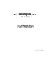 Acer Aspire 5580