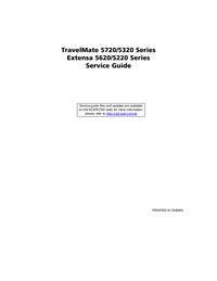 Acer TravelMate 5320 Series