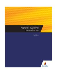 Acterna FST-2802