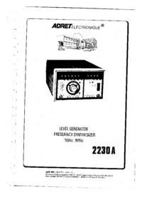 Adret 2230A