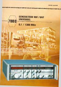 Adret 7100 D