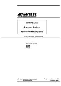 Advantest R3264