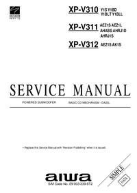 Aiwa XP-V312 AK1S