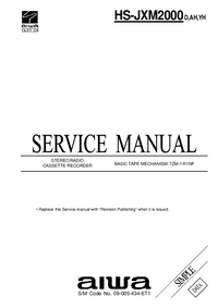 Aiwa-1426-Manual-Page-1-Picture