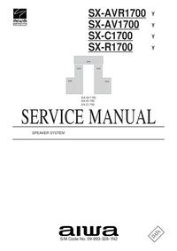 Aiwa SX-R1700   Y