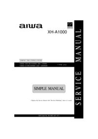 Aiwa XH-A1000