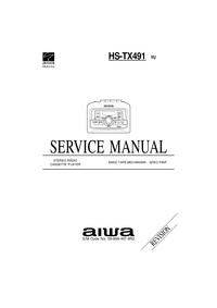 Aiwa HS-TX491 YU