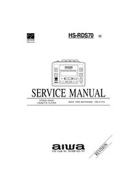 Aiwa HS-RDS70 YZ
