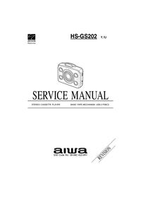 Aiwa HS-GS202 Y