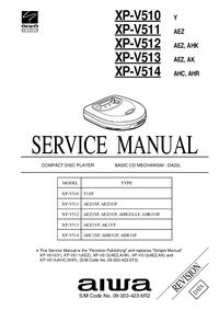 Aiwa XP-V511