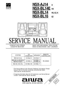 Aiwa NSX-BL16