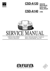 Aiwa CSD-A120