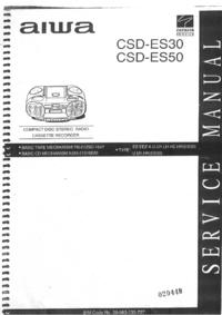Aiwa CSD-ES30