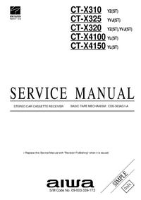 Aiwa CT-X320 YZ(ST)