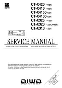 Aiwa CT-X4100YL(ST)