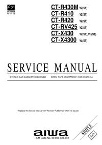 Aiwa CT-X430 YH(ST)