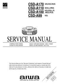 Aiwa CSD-A100 HE(S)