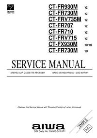 Aiwa CT-FRV735M YZ