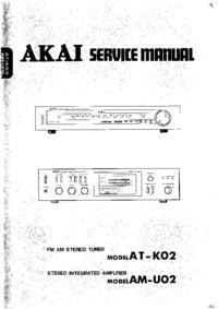 Akai AM-U02