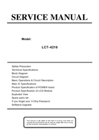 Akai LCT-4216