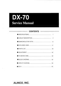 Alinco DX-70