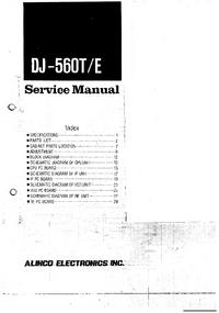 Alinco DJ-560E