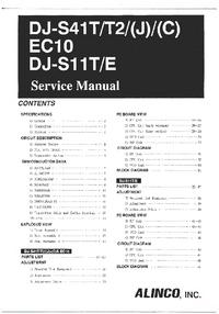 Alinco DJ-S11E