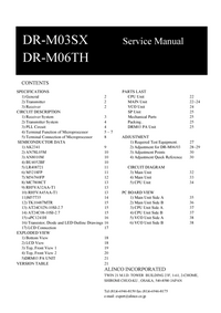 Alinco DR-M06TH