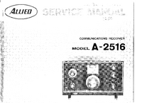 AlliedRadio A-2516