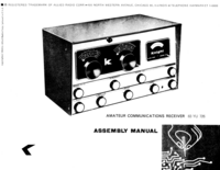 AlliedRadio 83 YU 726