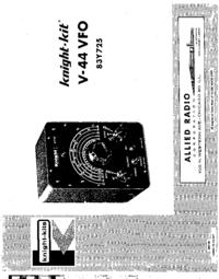 AlliedRadio 83 Y 725