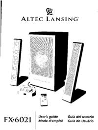 Altec FX-6021