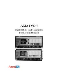 Ameritec AM2-De