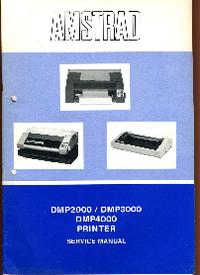 Amstrad DMP4000