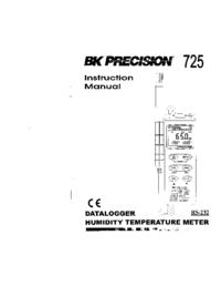 BKPrecision 725