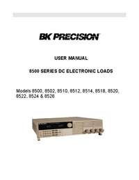 BKPrecision 8518