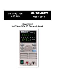 BKPrecision 8540