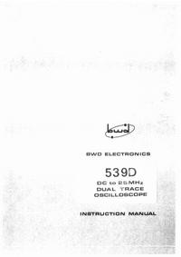 BWD 539D