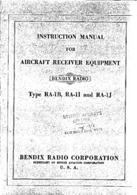 Bendix RA-1I