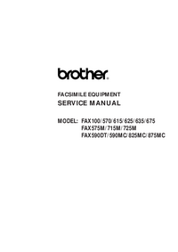 Brother Fax625