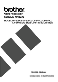 Brother LW-810icBL
